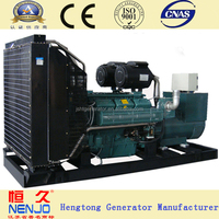 450kva open type wudong electric generator of alternator China