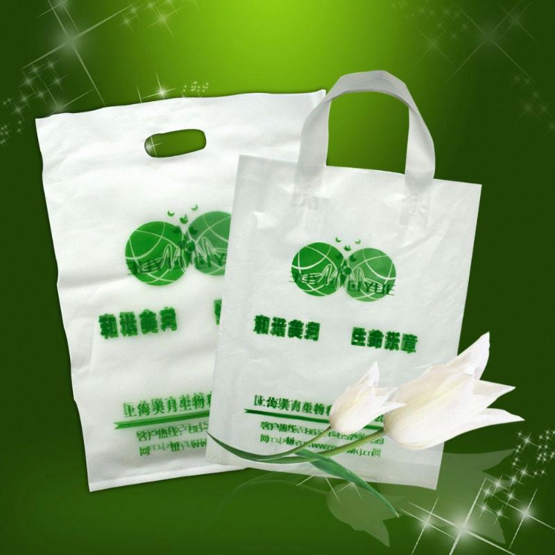 custom recycled biodegradable plastic bags