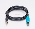 3.5MM AUX IN CABLE FOR ALPINE KCE-236B CAR AUDIO ACCESSORIES AUDIO PARTS KCE-236B
