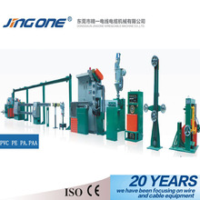 Automobile Wire Jacket Machine / Cable Making Equipment Line for cable wire