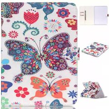 Fashion Stand PU Leather Wallet Flip Cover Case For Samsung Galaxy Tab 4 T530