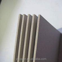 Grey Board / Greyboard Paper / Grey Paperboard Sheet & Roll