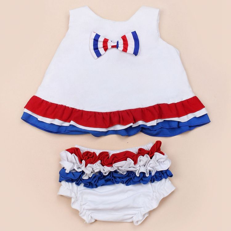 Latest product custom design 1 year old baby clothes with good offer