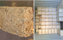 Great Quality Wood Shavings Baler Wood Sawdust/Wool Packing Machine