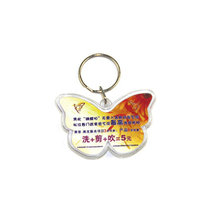 Environmental protection multi-used make your own acrylic keychain