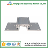 Waterproof Interlocking Metal Architectural Expansion Joints in Floor
