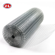 Factory supply Wholesale cheap galvanizedwelded wire mesh