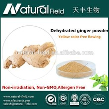 Good reliable supplier mixed fruit vegetable dried yellow ginger powder