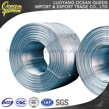 High Quality Insulation Ecca Electrical Wire Enameled Copper Clad Ec Grade Aluminum Wire Rod Manufacturer