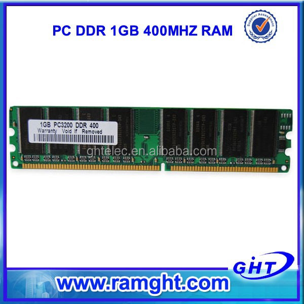 Original pc3200 desktop ddr1 1gb ram chipset