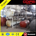 Updated Automatic waste tire fuel oil recycling plant