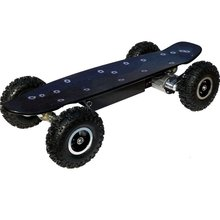 Hot sale Electric Skateboard with 4 big wheels electric boosted with wireless digital remote control