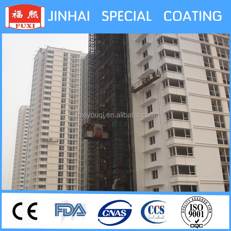 Solvent Metal Effect Fluorocarbon Exterior Wall Paint Manufacturer