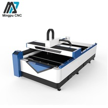 Best quality hot selling cnc YAG 500w metal fiber laser cutting machine