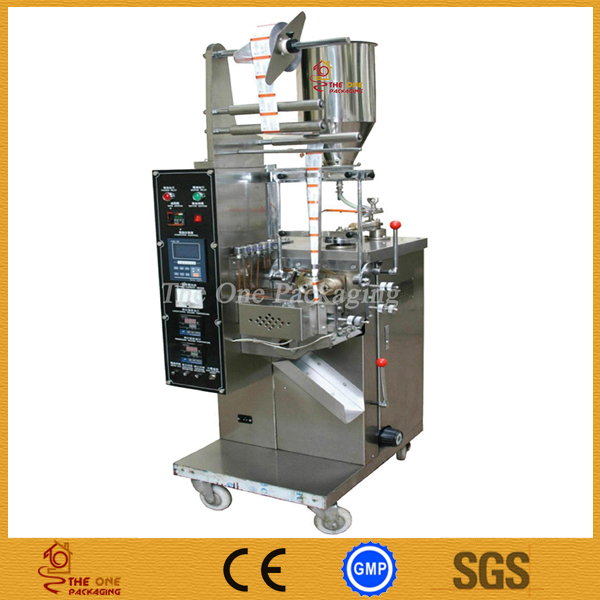 Packaging Machine For Sachets with Shampoo,Lotions