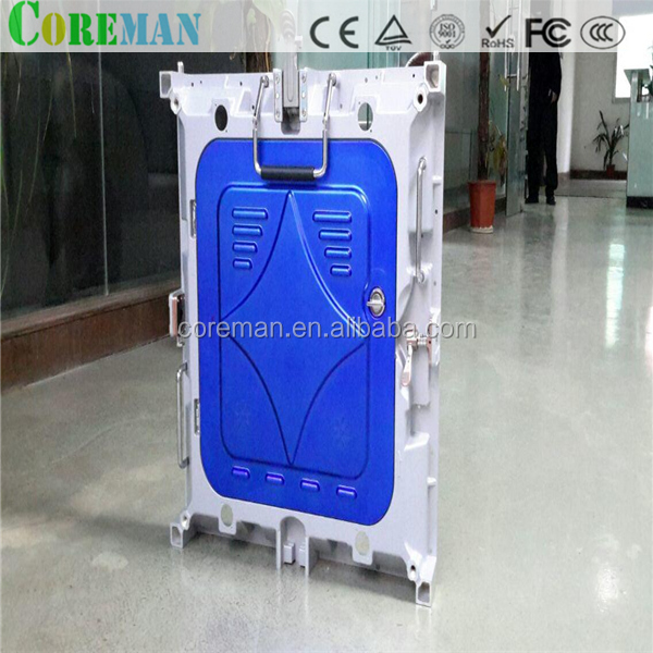 p2.5 led cabinet led video wall 4.8mm see-through led stage curtain screen advertising board outdoor