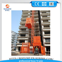 SC200 Building Construction Hoist adopted computer aided design more attractive