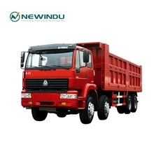 SINOTRCK 12 tires 8*4 30 ton HOWO Dump Trucks for Sale in Vietnam