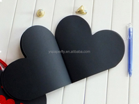 1.5mm black cardboard paper/black construction paper roll