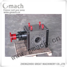 Plastic Extrusion Melt Pum with Herringbone Gear
