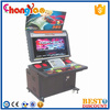 Classical HD Arcade Cabinet Fighting Game Machine Double Player High Configuration