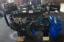 water cooled style multi cylinder electric engine for boat