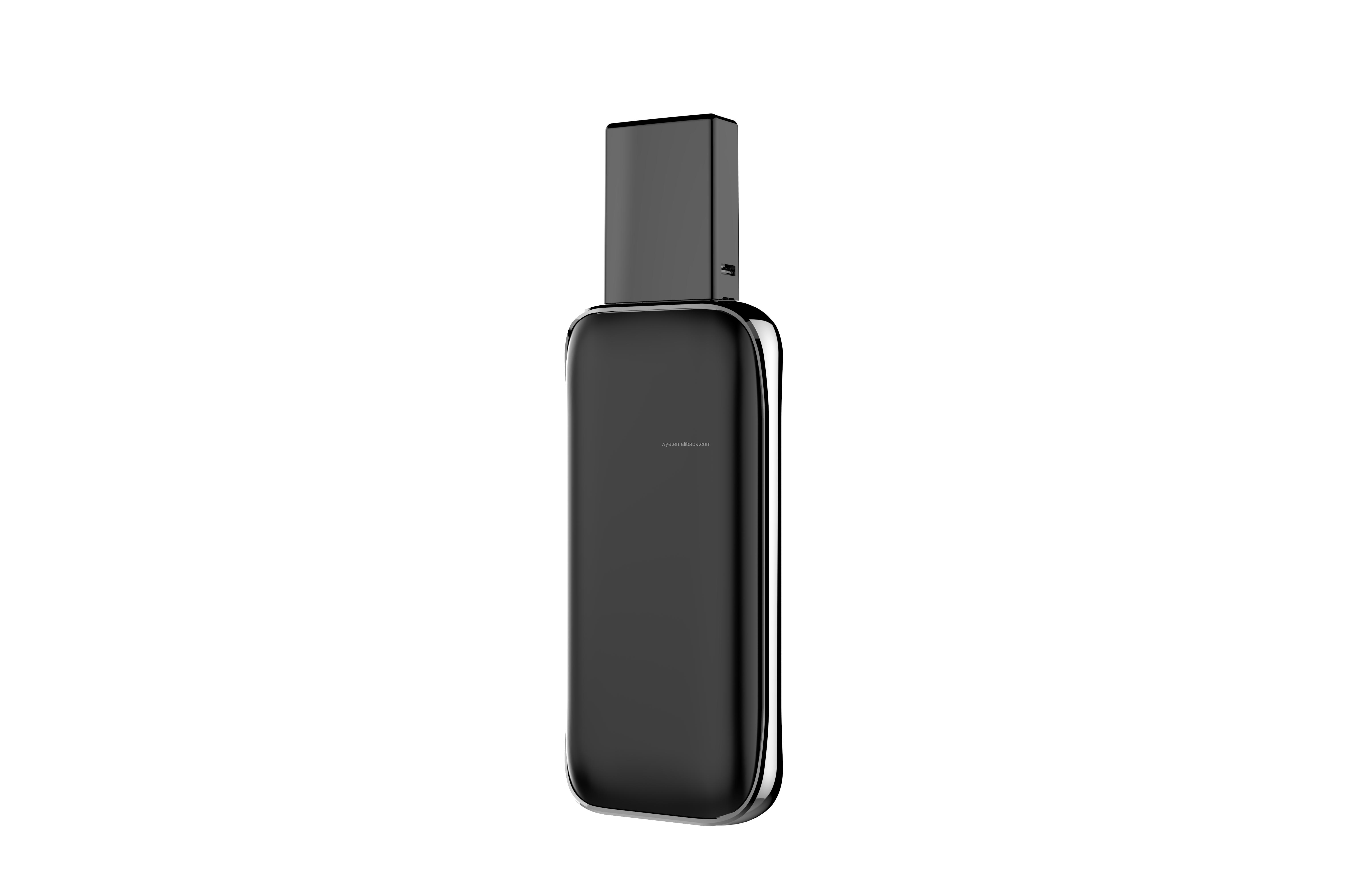 Print logo cbd vape pen disposable sarter kit 1ml 350mah rechargeable portable electronic cigarette flat vapepods