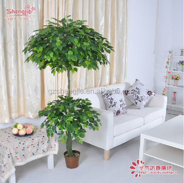 2015 amazing artificial banyan tree indoor & outdoor artificial plant with roots