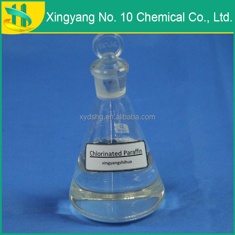 Chlorinated paraffin oil/ Wax 52 natural rubber latex raw material