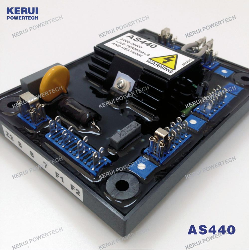 Regulator AVR AS440 Alternator Voltage Regulator