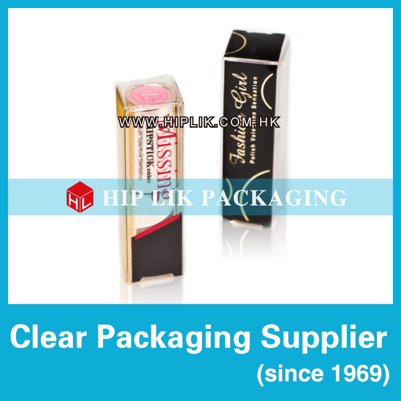 New Clear Product Packaging Boxes