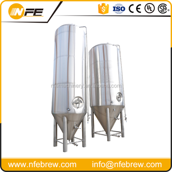 unitank/fermenters , 80bbl beer brewing equipment , conical fermentation tanks for sale