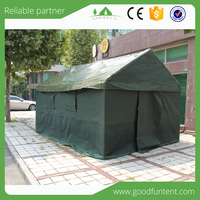 Hot selling military canvas camping tent for training