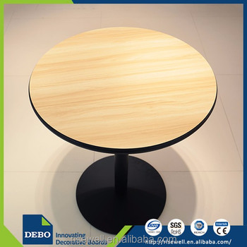 Wholesale products china laminate adjustable event dining table