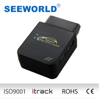 S708 obd ii gps/gsm/gprs tracker diagnostic with obd tracking system real time tracking sos alarm high sensitive chipset