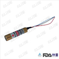 High quality green laser diode module 5mw