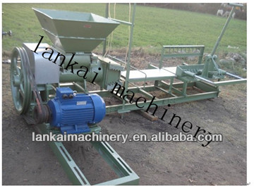 high performance Small clay brick equipment/Small clay brick making machine