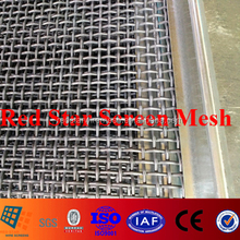 High Manganese Steel Wire Metal Wire Mesh Used on vibrating Screen