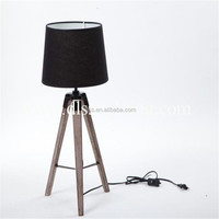 vintage modern tripod desk table lamp decorative for reading room