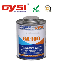 GYSI clear acrylic adhesive / super glue GA100 for bonding pmma without UV curing