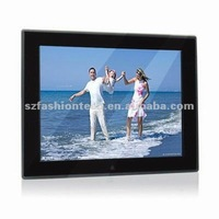 Newest 8 inch digital photo frame wholesale