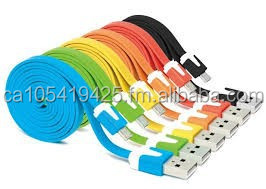 Mobile phone accessories USB Cables, Car charger, Wall charger, micro usb cables, 3.5mm cables, 8 pin cables 30 pin cables