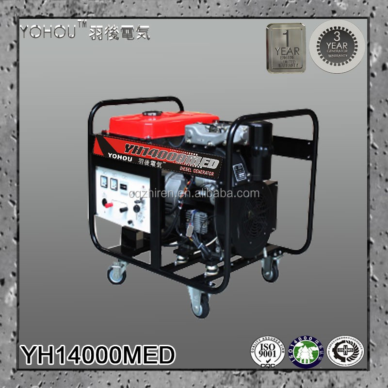 Corrente alternata trifase 230v 15kw usato generatore for Generatore di corrente diesel usato