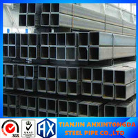 150X150 din st 35.8 carbon steel weld pipe/astm a572 gr.50 welding steel piping/din2448 st37 seamless steel pipe astm a106