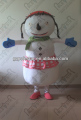 quality snowwoman mascot costumes for party NO.3889