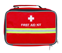 Wholesale Functional Durable Emergency Auto Car First Aid Kit with CE&FDA