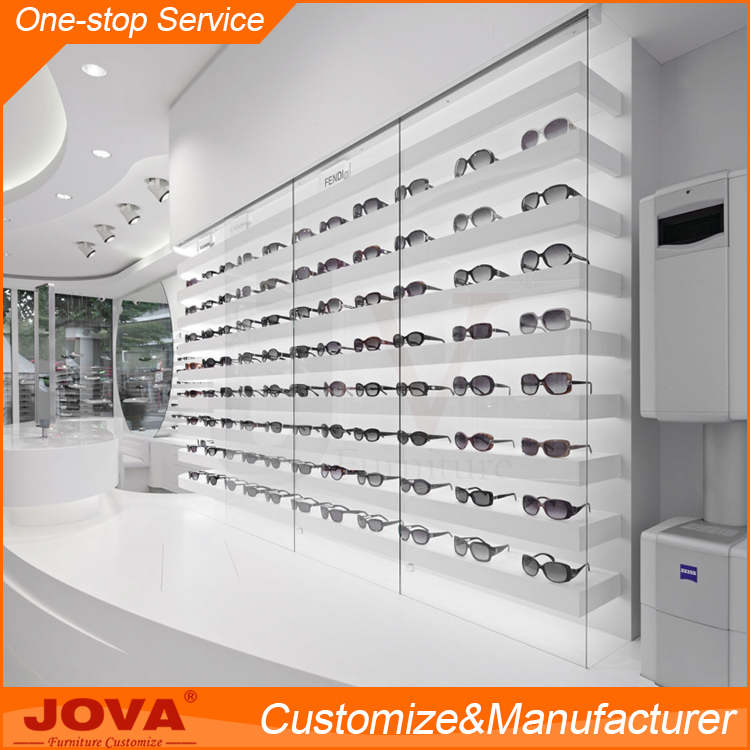 mall approved original design optical shop display showcase and cabinet