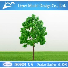 HO scale model tree/green landscapeing trees/miniature trees for train railway