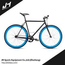 Raiser Bar 700C Iron Single Speed Fixed Gear Bicycle