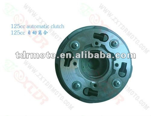 motorcycle spare parts Dirtbike Lifan125cc Automatic clutch Motorcycles/dirt bike/scooter clutch